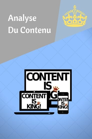 Analyse du contenu