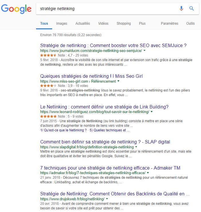 google serp-min