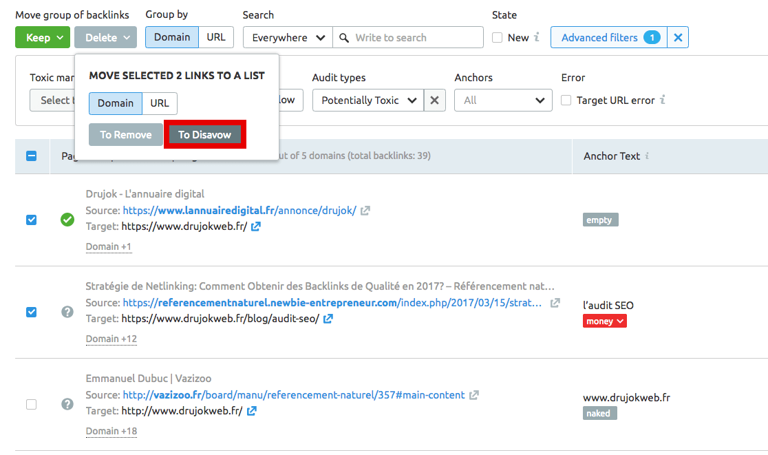 audit-backlink5 semrush
