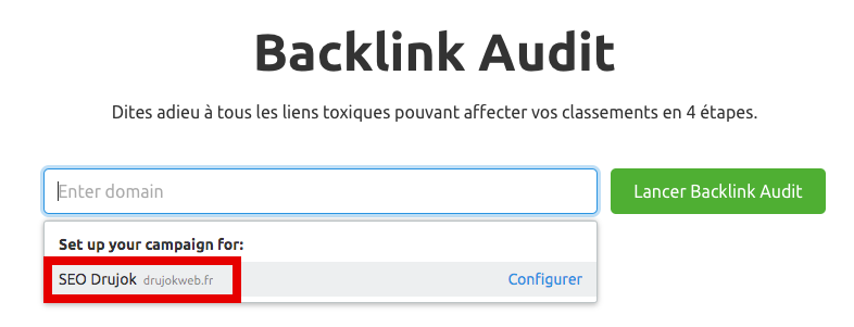 outil audit backlink