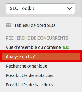 Traffic Analytics